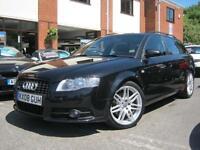 2008 08-Reg Audi A4 Avant 2.0TDI ( 170PS ) quattro S Line Special Edition,LOOK!!
