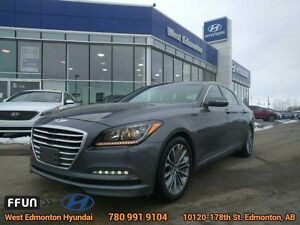 2016 Hyundai Genesis PREMIUM AWD leather navigation $233.12 B/W