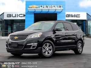 2017 Chevrolet Traverse 2LT  | Leather | Sunroof