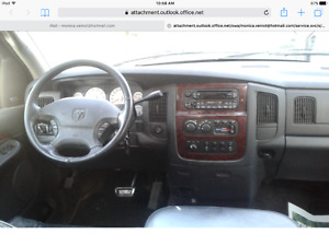 2003 Dodge Power Ram 1500 Larime Pickup Truck