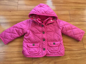 Gap size 18-24 month Fall/spring Barn Coat