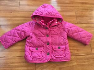 Gap size 18-24 month Fall/spring Barn Coat