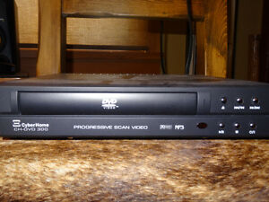 Cyber Home Compact DVD Player
