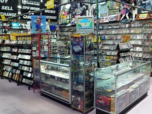 We buy and sell all used and new video games and consoles.