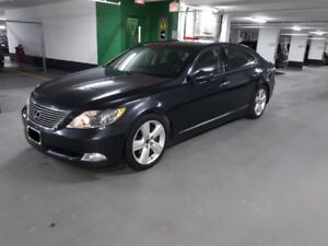2008 Lexus LS LS460L-Self parking-Semi analine leather-LWB