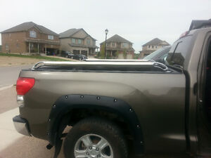 Side Rails for Tundra Truck