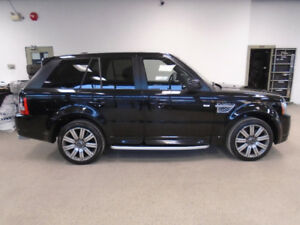 2012 RANGE ROVER SPORT AUTOBIOGRAPHY! 1 OWNER! ONLY $39,900!!!!