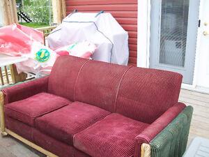 set de salon antique Lac-Saint-Jean Saguenay-Lac-Saint-Jean image 1