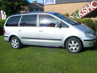 Ford Galaxy 2.3 2004 Ghia PX Swap Anything considered