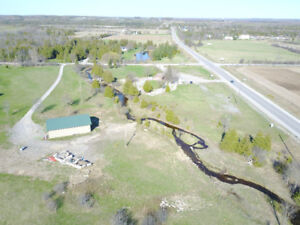 43 Beautiful Acres! Commercial zoning! 2071 County Rd 36
