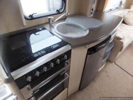Sterling eccles 90 four berth caravan for sale