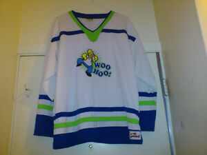 MEN'S THE SIMPSONS JERSEY SIZE L/XL FOR SALE London Ontario image 1