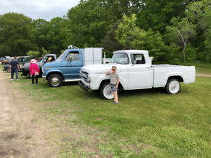 Price reduced 1958 mercury M100
