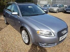 Audi A4 Avant 2.0TDI 2007MY SE, 12 Services In The Book, Lovely Car