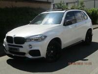 2014 BMW X5 3.0 30d M Sport Steptronic xDrive (s/s) 5dr