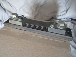 meter current shunt