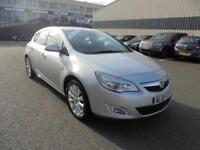 2010. Vauxhall Astra 1.4i 16v Turbo ( 140ps ) Elite Finance Available
