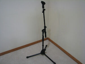 On-Stage Mircrophone Stand $20