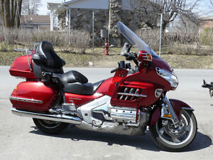 Honda Goldwing 2003 GL1800A Candy red