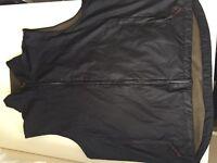 M&S Vest Coat
