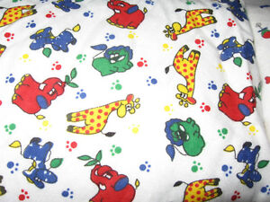 ++ NEW Flannel Playpen & Crib Sheets ++