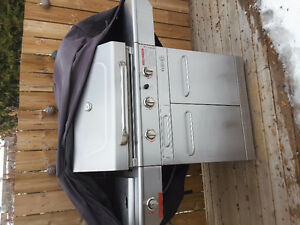Stainless Steel Natural Gas/ Propane BBQ