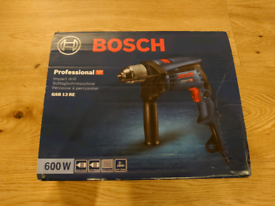 Bosch GSB 13 RE professional drill (brand new)