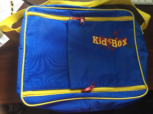 Kid In A Box Travel Tote with Activity Books