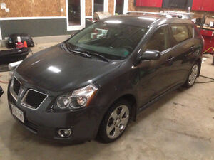 2009 Pontiac Vibe AWD - AC, cruise, winter tire, undercoated