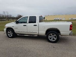 2008 Dodge Power Ram 1500 Laramie Pickup Truck