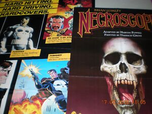 COMIC BOOK  POSTERS for Sale Cornwall Ontario image 4
