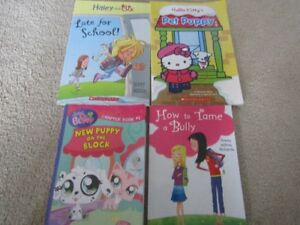 BOOKS FOR AGES 6-8