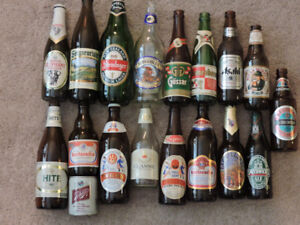 Beer Bottle / Can Collection
