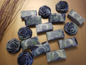 Natural Home made soap - organic