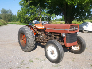 Collector.  1966  Massey Ferguson 135.