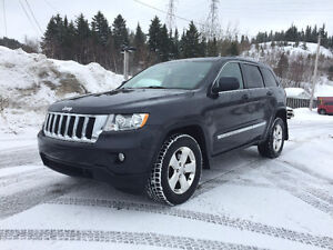 Jeep Grand cherokee 2012 95000 km CUIR GPS toit panoramique