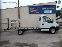 IVECO 35S 11 Mwb CHASSIS AUTO MATIC