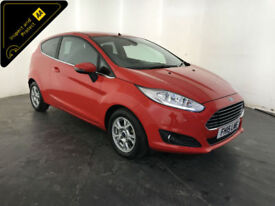 2015 FORD FIESTA TITANIUM ECONETIC TDCI 1 OWNER SERVICE HISTORY FINANCE PX
