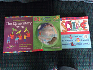 Education Textbooks for Sale -- All Subjects