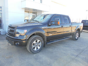 2014 Ford F-150 FX4 Pickup Truck, Sask. PST Paid