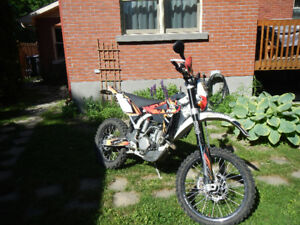 Husqvarna TE 310, 2011 moto double usages