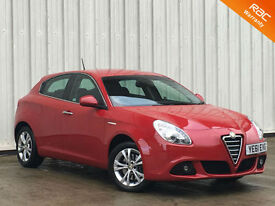 Alfa Romeo Giulietta 2.0 JTDm-2 140 bhp Lusso Finance Available Part Exchange