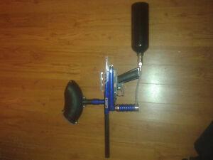 Intruder Paintball Gun