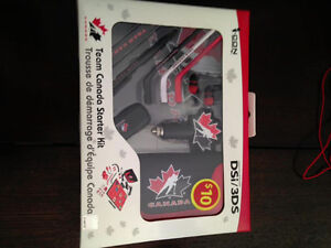 TEAM CANADA STARTER KIT FOR DSI/3DS