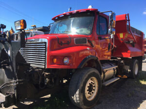 CAMIONS A NEIGE FREIGTLINER 2006 MODELE M2