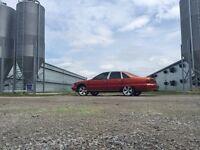1991 Chevrolet Caprice Classic / Impala SS