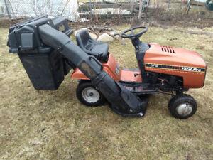 Yard pro LR12 tracteur de gazon ride on mower