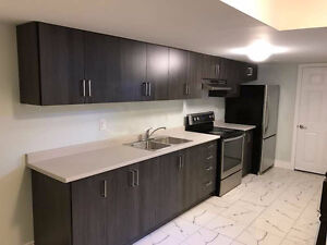 TWO BEDROOM BASEMENT FOR RENT - MISSISSAUGA