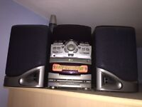 Small cd / radio stereo for sale £12