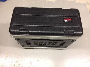 Gator 4U and 6U Portable Rack Case